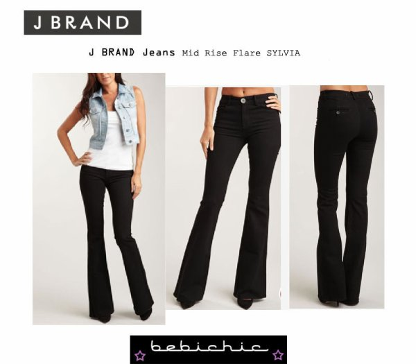 Jean J BRAND Noir authentique !