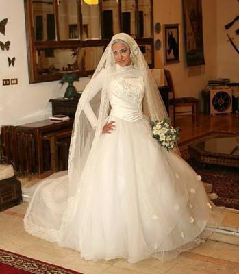 mariage robe islam - La Roub De Mariage